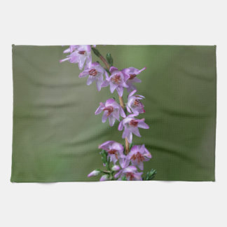 Common Heather (Calluna vulgaris) Kitchen Towel