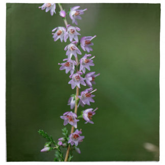 Common Heather (Calluna vulgaris) Napkin
