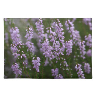 Common Heather (Calluna vulgaris) Place Mats