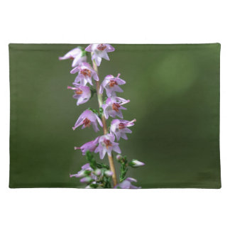 Common Heather (Calluna vulgaris) Placemat