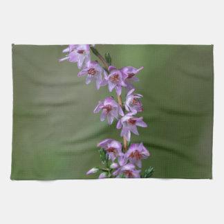 Common Heather (Calluna vulgaris) Towels
