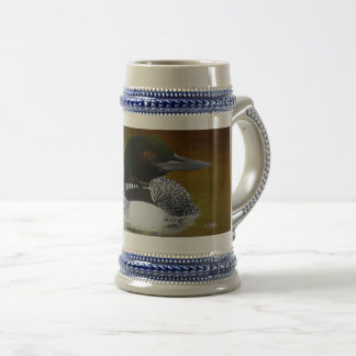 Common Loon Beer Stein