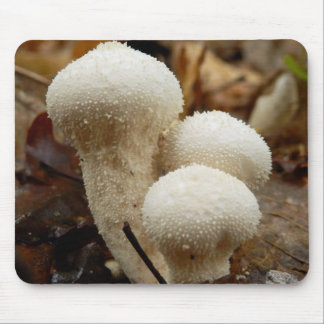 Common Puffball Mouse Mat