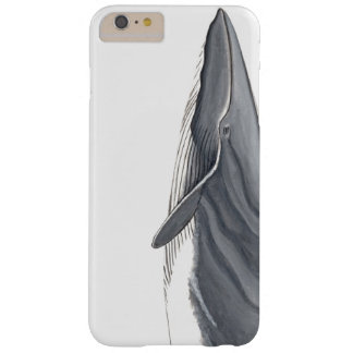 Common Rorcual mobile housing - Aim whale marries Barely There iPhone 6 Plus Case