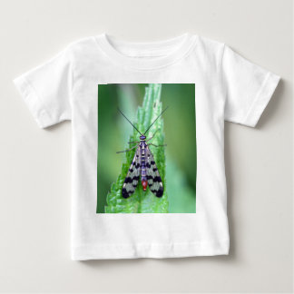 Common Scorpion Fly (Panorpa communis) Baby T-Shirt