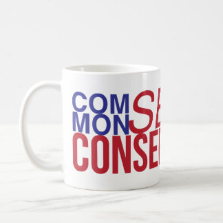 Common Sense Conservative Mug