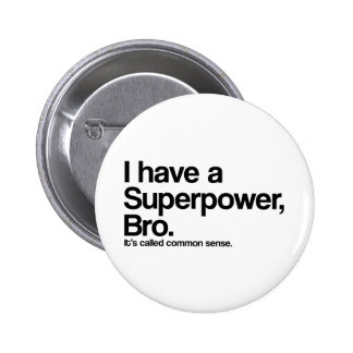 Common Sense Superpower Buttons