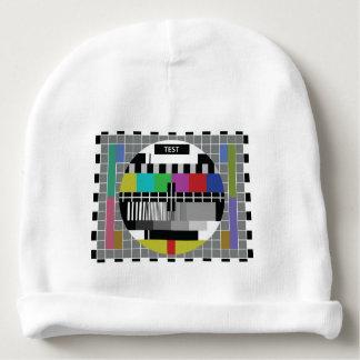 Common Test the PAL TV Baby Beanie