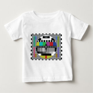 Common Test the PAL TV Baby T-Shirt