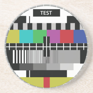 Common Test the PAL TV Coaster