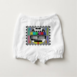 Common Test the PAL TV Diaper Cover