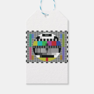 Common Test the PAL TV Gift Tags