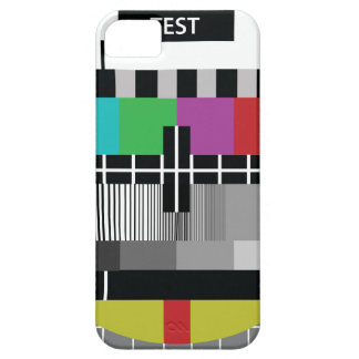 Common Test the PAL TV iPhone 5 Covers