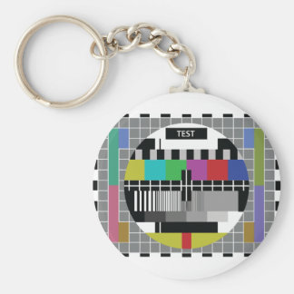 Common Test the PAL TV Keychain