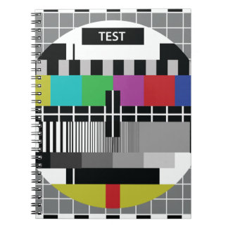 Common Test the PAL TV Notebook