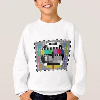 Common Test the PAL TV Sweatshirt