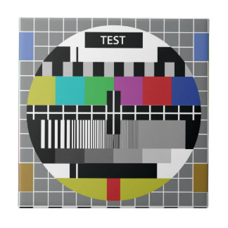 Common Test the PAL TV Tile
