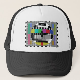 Common Test the PAL TV Trucker Hat