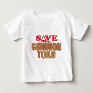 Common Toad Save Baby T-Shirt