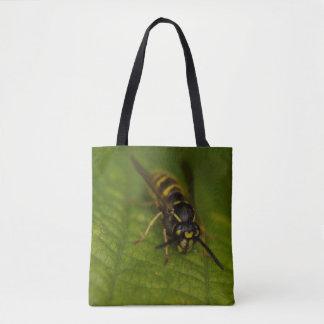 Common Wasp Tote Bag