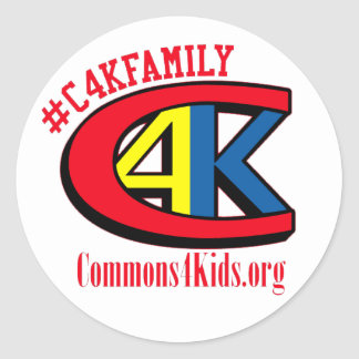 Commons4Kids Stickers