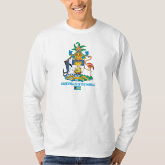 Commonwealth of the Bahamas COA T-Shirt