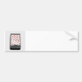 Communication Device Photo Frame Bumper Stickers