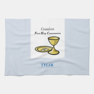 Communion Body and Blood Grandson Kitchen Towel