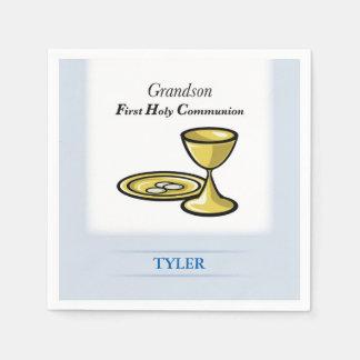 Communion Body and Blood Grandson Paper Napkin