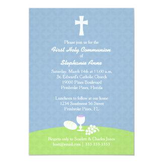 Communion Bread of Life Card