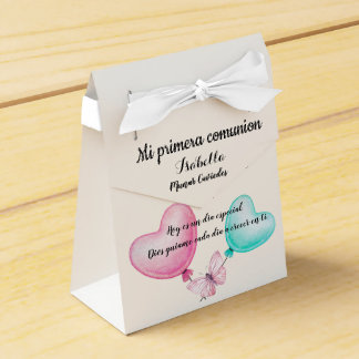 Communion Celebration Favor Box