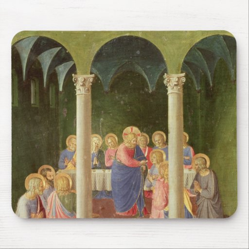 Communion of the Apostles, 1451-53 Mouse Pads