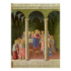 Communion of the Apostles, 1451-53 Poster