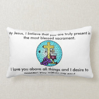 Communion Pillow