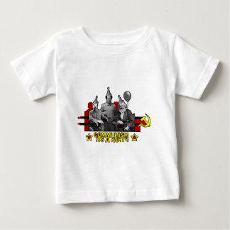 Communism It's a Party Baby T-Shirt