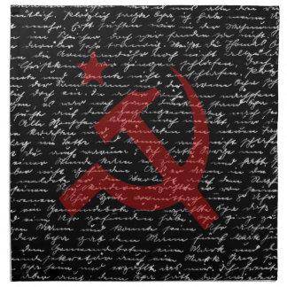 Communism Napkin