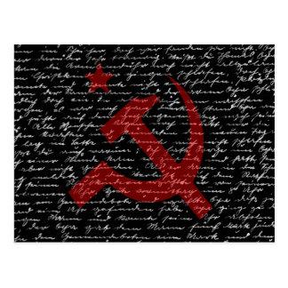 Communism Postcard