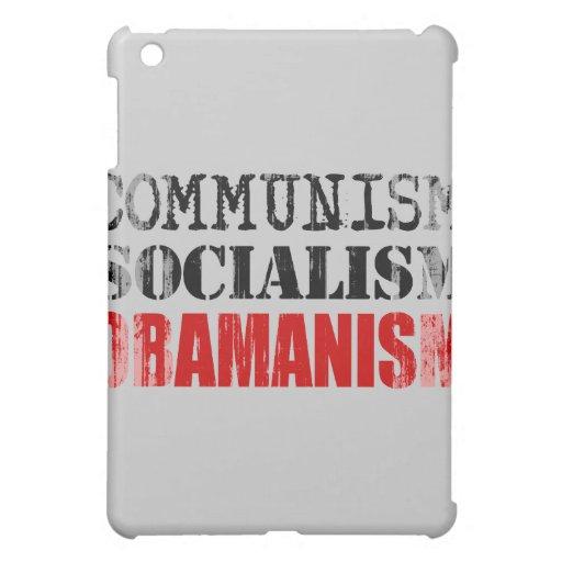 COMMUNISM SOCIALISM OBAMANISM Faded.png iPad Mini Cover
