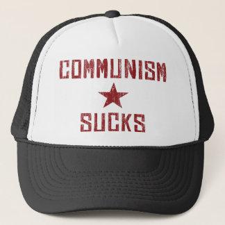 Communism Sucks - America First Anti Communist Trucker Hat