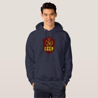 Communist Coat Of Arm CCCP Men's Shirts