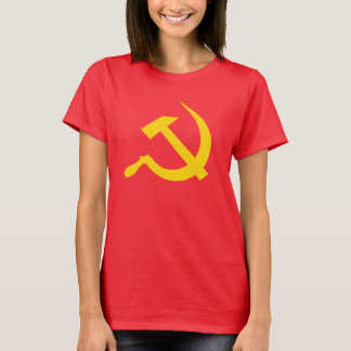 Communist Hammer and Sickle T-Shirt