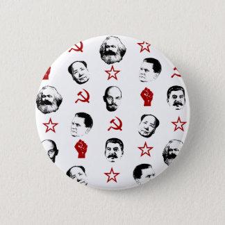 Communist Leaders 2 Inch Round Button