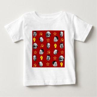 Communist Leaders Baby T-Shirt