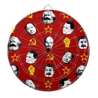Communist Leaders Dartboard