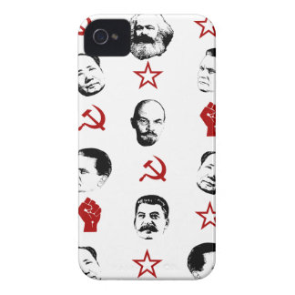 Communist Leaders iPhone 4 Covers