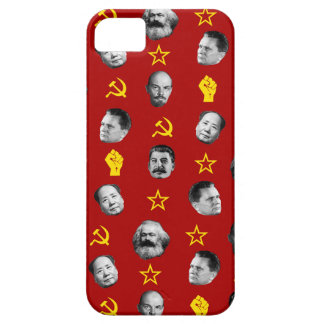 Communist Leaders iPhone 5 Cover