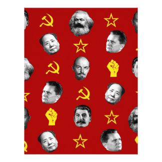 Communist Leaders Letterhead