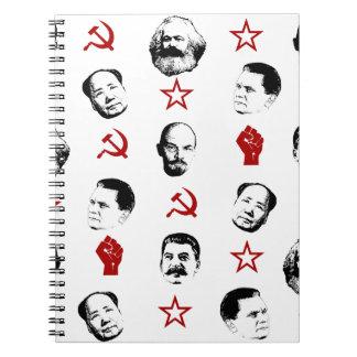 Communist Leaders Notebook