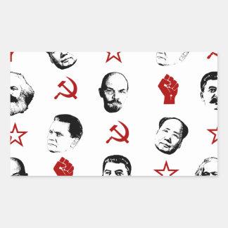 Communist Leaders Sticker