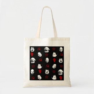 Communist Leaders Tote Bag
